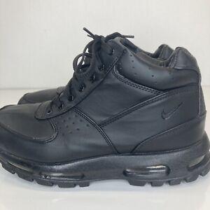 Nike Air ACG Max Goadome Black - 865031-001 All Conditions Gear Size 10.5