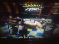 Fallout 76 Xbox One Two Shot Fixer