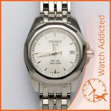 Relojes de pulsera Tissot de acero inoxidable para mujer