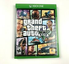 Grand Theft Auto V (Microsoft Xbox One) W/Manual & Map *Tested/Working