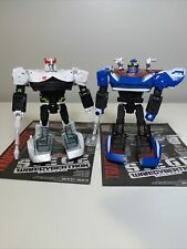 Transformers War For Cybertron Siege Prowl Smokescreen Complete