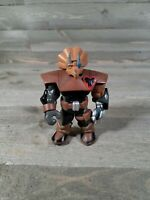 Commander Mozar Teenage Mutant Ninja Turtles 2004 TMNT Action Figure  Incomplete