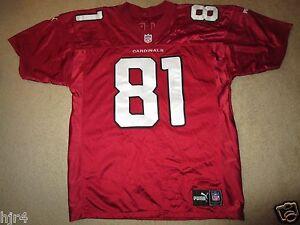 Anquan Boldin 2003 Arizona Cardinals NFL Puma Sewn Jersey M Medium