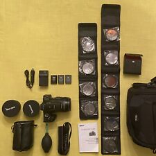 Nikon Coolpix P900 16MP Digital Camera. Includes accessories and misc. items