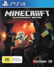 Minecraft  - PlayStation 4 game - BRAND NEW
