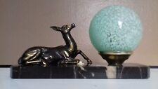 Ancienne lampe veilleuse art deco