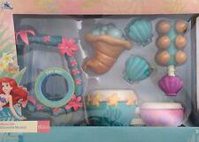 NIB Disney Store Little Mermaid Ariel Undersea Music Set