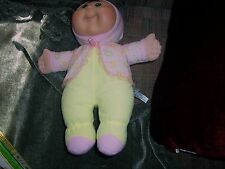 """Cabbage Patch Cloth Baby  Doll 12""""  Made in china"""