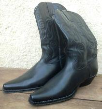 5438ff0660 BOTAS Cowboy de Joe Sanchez Botas Vaqueras Camperas Vaquero de Piel