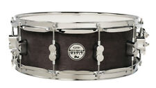 """DW PDP Snare PDSN5514BWCR 14 x 5,5"""" Snaredrum Black Wax"""