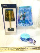 Tube Lamp Disney's Frozen *New*