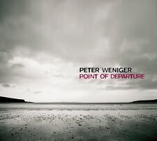 PETER WENIGER - POINT OF DEPARTURE  CD NEU