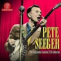 Pete Seeger - The Absolutely Essential 3 CD Collection