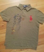 Polo Ralph Lauren Big Pony Polo Shirts - Asian Inspired medium Custom Fit