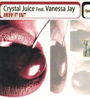 CRYSTAL JUICE - Work De Heraus, Feat. Vanessa Jay - SPIKE