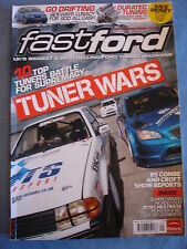Fast Ford Mag 2008 - Sep - Bosch K/Ke Problems - Duratec tuning -