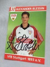 ALEXANDER BLESSIN VFB Stuttgart signed Autogrammkarte 10x15