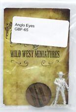 Knuckleduster GBF65 Anglo Eyes (Gunfighter's Ball) Old West Gunslinger Hired Gun