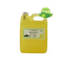 32 Oz/1 Quart Pure Organic Aloe Vera Carrier Oil Cold Pressed