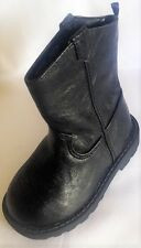 Boots Cowboy toddler boys girls size 4M EUR 19.5 new man made materials black