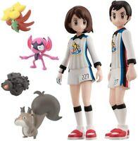 Pokemon Scale World Figure, Galar Region Gym Battle Set, PREMIUM BANDAI