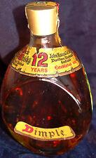 Edad de whisky-Dimple old de Luxe Scotch Whisky 0,75 L. 43% sellados nk82