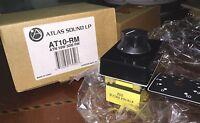 Atlas Sound AT10-RM 10 Watt Panel Mount Attenuator Volume Control NOS 70V Plate