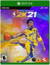 NBA 2K21 Mamba Forever Edition for Xbox One [New Video Game] Xbox One