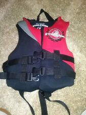 Child Life Vest USCG Approved Neoprene PFD Lifejacket  30-50 lbs