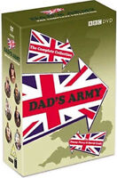 Dads Army Série 1 Pour 9 Complet Collection Neuf DVD Région 2