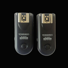 Yongnuo RF-603 II Wireless Flash Trigger Remote N3 for Nikon D600 D3100 D7000