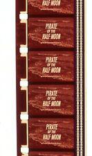 16mm Feature Film Movie - Pirate of the Half Moon (1957) - John Derek
