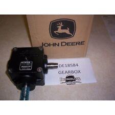 John Deere Gear Box  DE18584  AM143306 50/60/72 deck for 755, 855,955