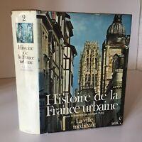 Histoire Della Francia Urban Georges Duby 2- Città Medievale Soglia 1980