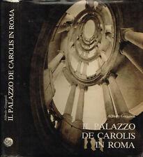 IL PALAZZO DE CAROLIS IN ROMA