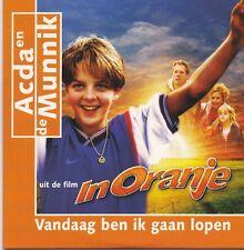 Acda en de Munnik-Vandaag Ben Ik Gaan Lopen cd single
