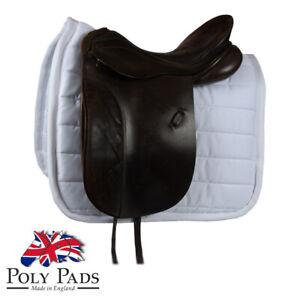 GENUINE PolyPad Premier Dressage Horse Saddle Pad Numnah Cloth Full Size Single