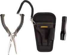 Guidesman Fishing Pliers and LEDFlashlight Combo