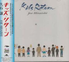 Joe Hisaishi : Kids Return ( CD BOF Japan)