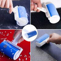 Washable Roller Cleaner Lint Sticky Picker Pet Hair Dust Remover Brush Reusable