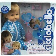 Giochi Preziosi - Bambola Lacrime Vere Cicciobello CCB34000