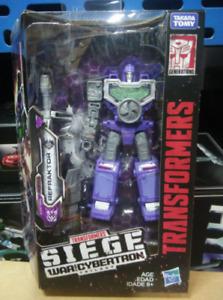 Transformers Siege War Cybertron Trilogy Refraktor WFC-S36 Deluxe Class Figures