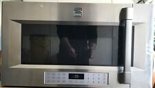 Kenmore Pro Stainless Steel Over the Range Microwave Oven 1.8cu.