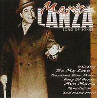 Song of Songs, Mario Lanza, Audio CD, Good, FREE & FAST Delivery