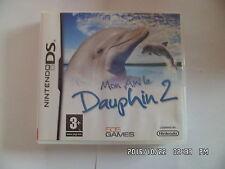 JEU NINTENDO DS  3DS : MON AMI LE DAUPHIN 2   J18