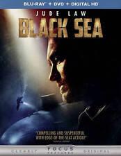 Black Sea (Blu-ray + DVD + DIGITAL HD with UltraViolet) DVD, , Kevin Macdonald