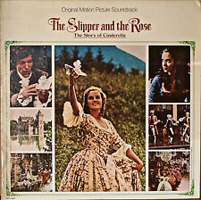 THE SLIPPER AND THE ROSE SOUNDTRACK (Cinderella)-NM1976LP RICHARD CHAMBERLAIN