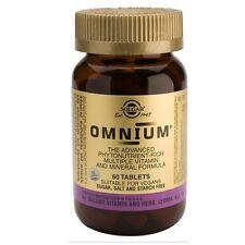 Solgar Omnium Tablets  60