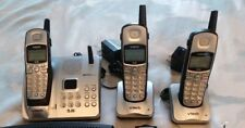 VTech ia5874 5.8 GHz Trio Handsets Single Line Cordless Phone