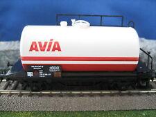 Marklin HO - AVIA Tanker Car (Red & White) #44401